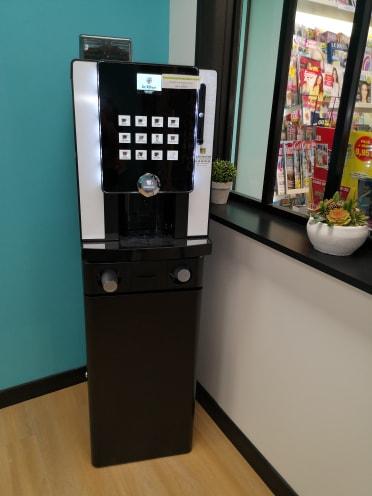 machine a café maison de la presse donchery